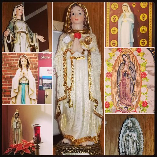 Pictures of Mary