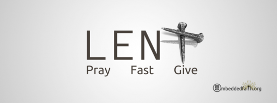 Lent FB cover graphic
