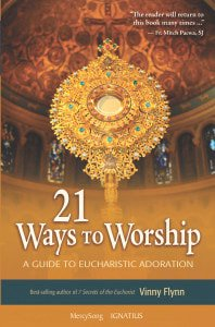 21 Ways to Worship book cover
