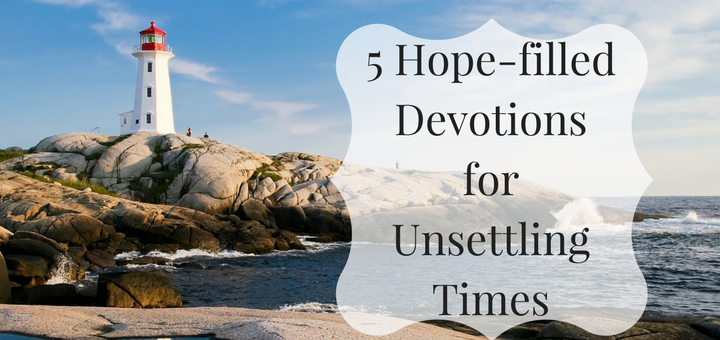 #WorthRevisit – 5 Hope Filled Devotions