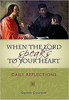 When the Lord Speaks to Your Heart Book Cover
