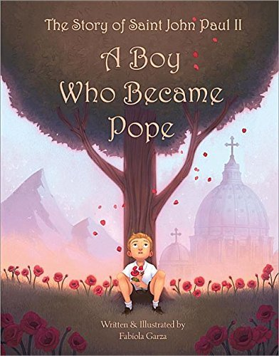 A boy who became Pope cover