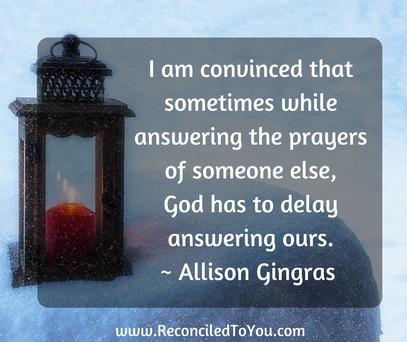 Quote from Allison Gingras