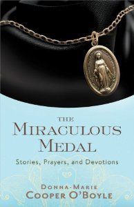 The Miraculous Medal book cover