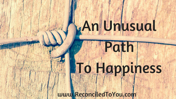 An Unusual Path to Happiness