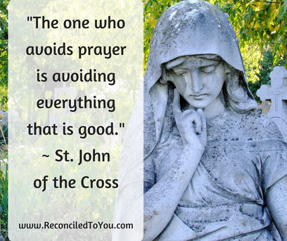 St. John of the Cross quote