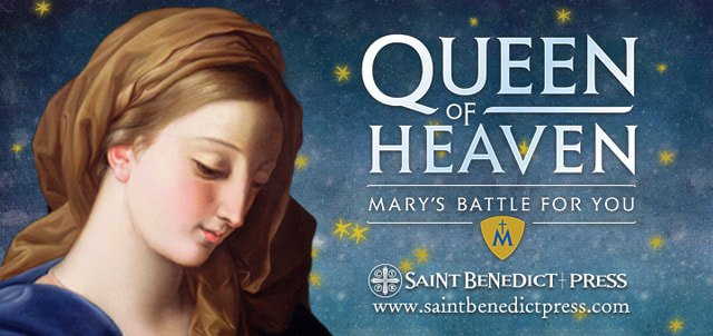 Queen of Heaven Cover