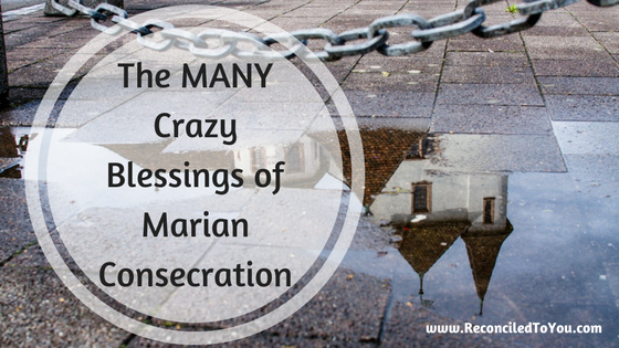 The MANY Crazy Blessings of Marian Consecration