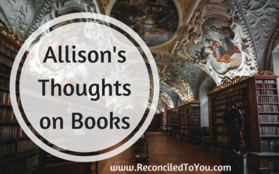 Spiritual Reading I Think You'll Like: Catholic Books