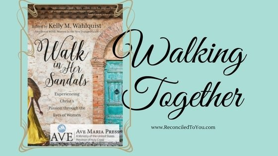 Walk in Her Sandals Blog Hop