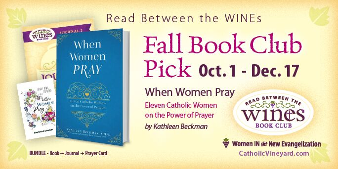 Wine Fall Book Club Graphic