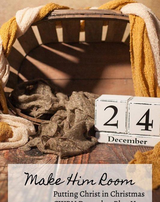 CWBN December Blog HOP LANDS Today!