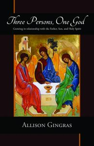 Three Persons, One God Book Cover