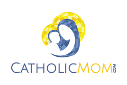 Catholic Mom .com logo
