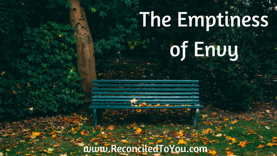 The Emptiness of Envy