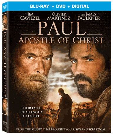 Paul DVD Cover