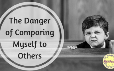 #WorthRevisit – The Danger of Comparing Myself to Others
