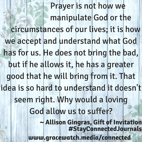 Quote from Stay Connected Journal