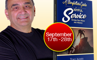 Thoughts on Books: A Storyteller's Guide to Joyful Service: Turning Your Misery into Ministry by Tony Agnesi
