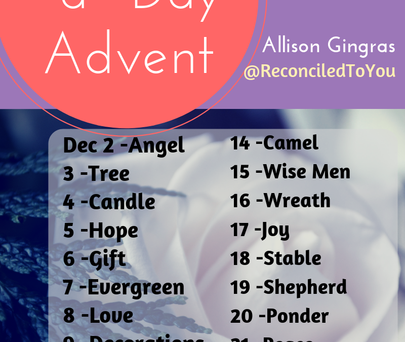 #SnapAdvent – 2018 Advent Photo-Challenge