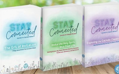 #WorthRevisit Stay Connected Journals for Catholic Women 2017