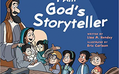 Book Thoughts: I Am God's Storyteller by Lisa Hendey