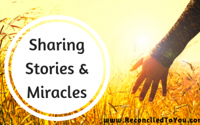 Sharing Stories and Miracles: Guest Blogging #WorthRevisit LinkUp