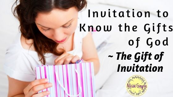 The Gift of Invitation (Chapter 3 – preview)