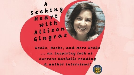 A Seeking Heart with Allison Gingras featuring Charity and Romance (Breadbox Media Podcast)
