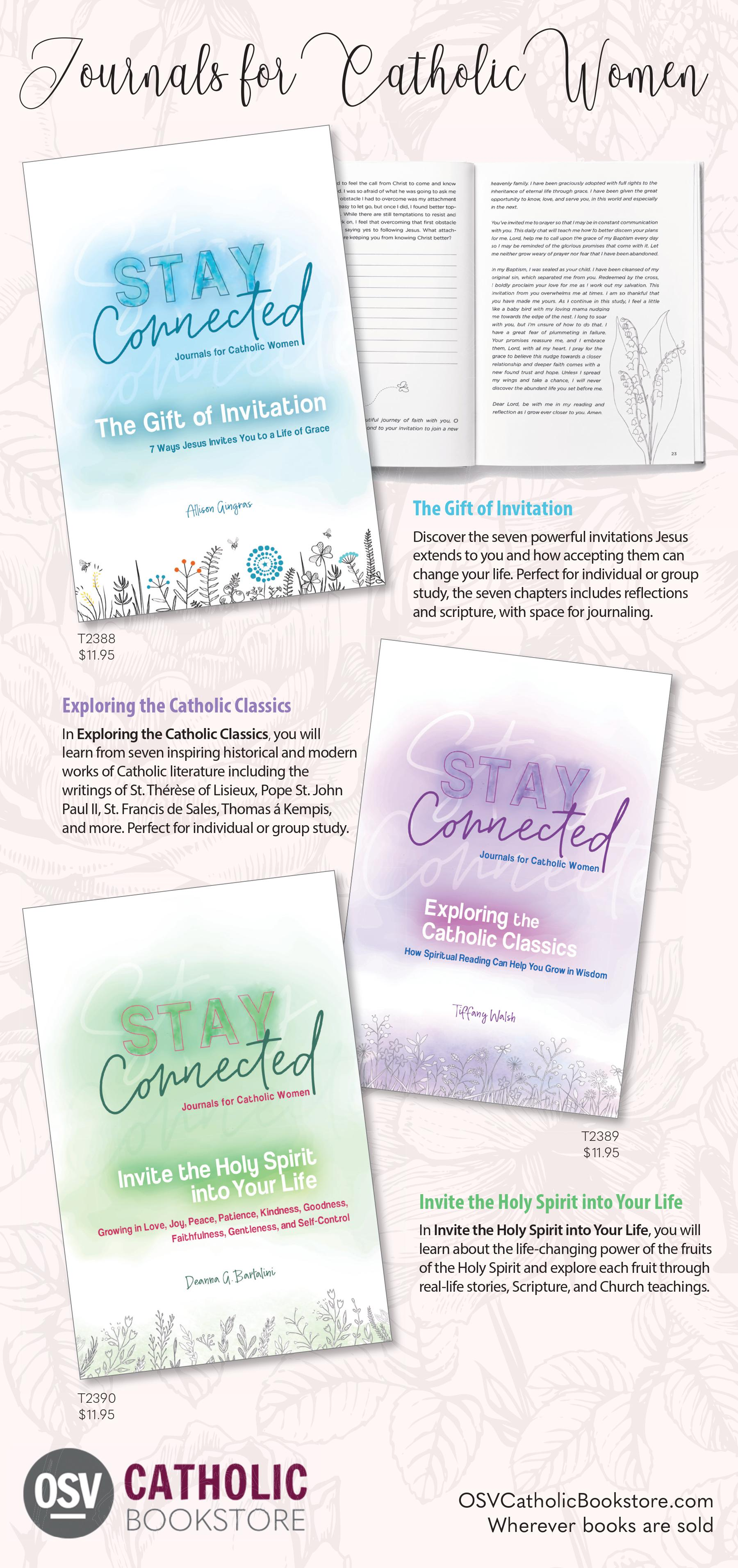 Stay Connected Book Series