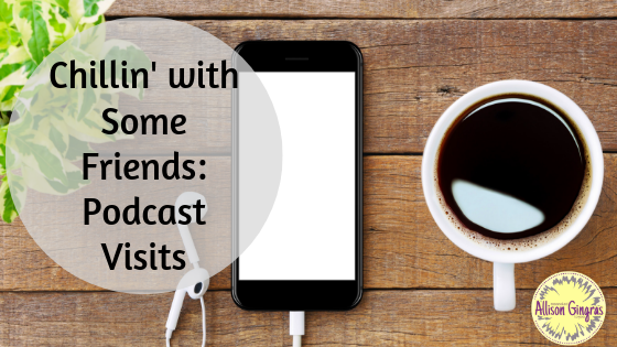 #WorthRevisit Chillin' with Some Friends: Podcast Visits