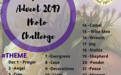 #SnapAdvent – 2019 Advent Photo-Challenge