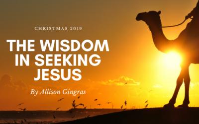 The Wisdom of Seeking Jesus