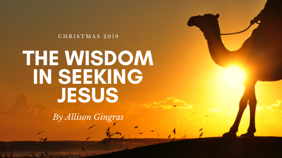 The Wisdom of Seeking Jesus
