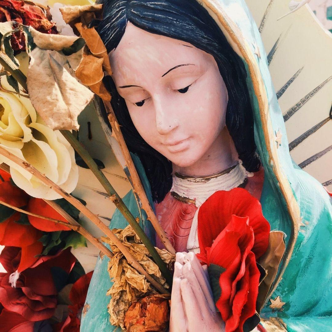 Virtues of Blessed Virgin Mary Catholic